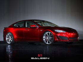 Fotos de Saleen Tesla Model S FOURSIXTEEN 2014