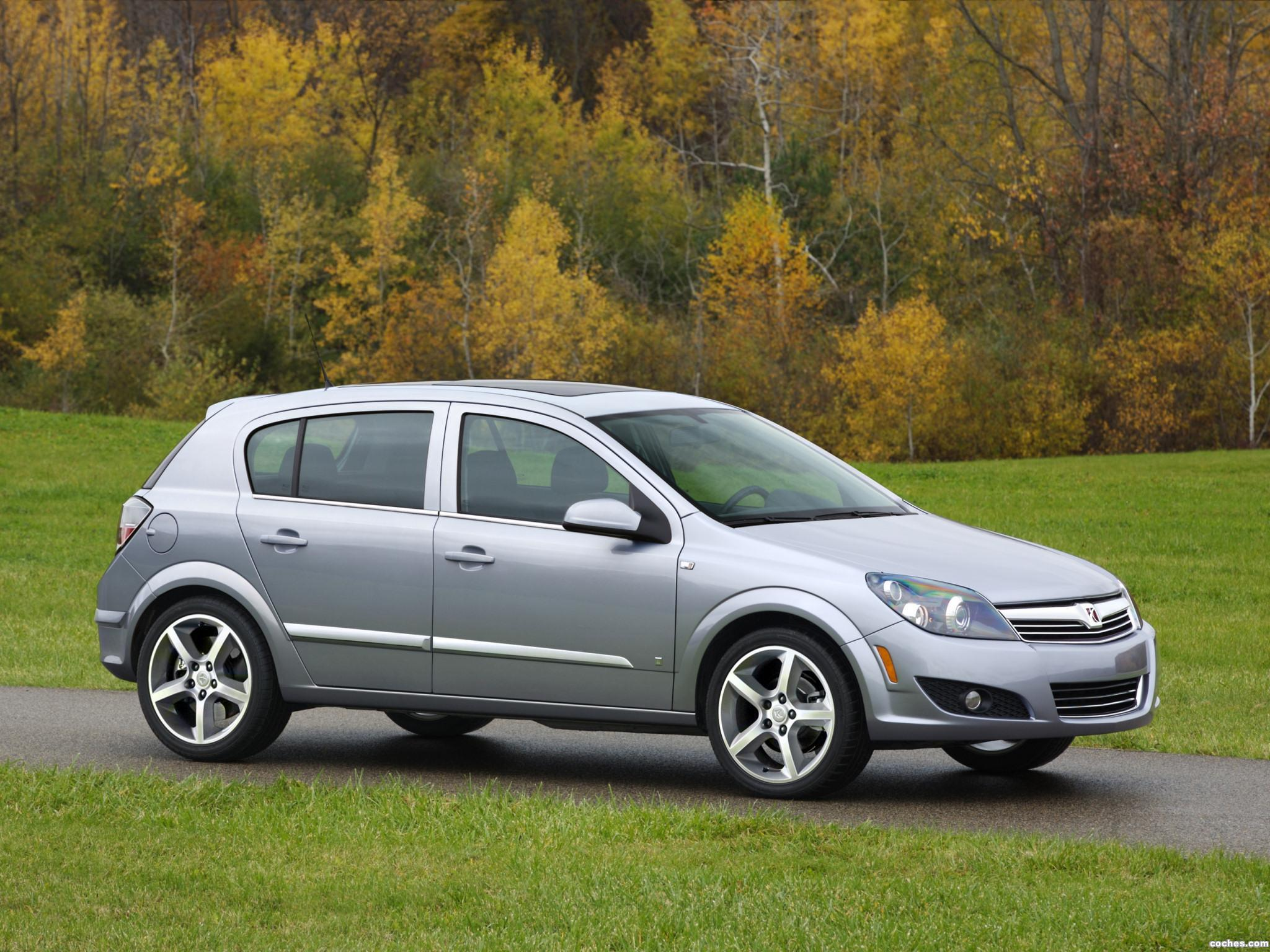 Foto 0 de Saturn Astra XR 5 puertas 2007