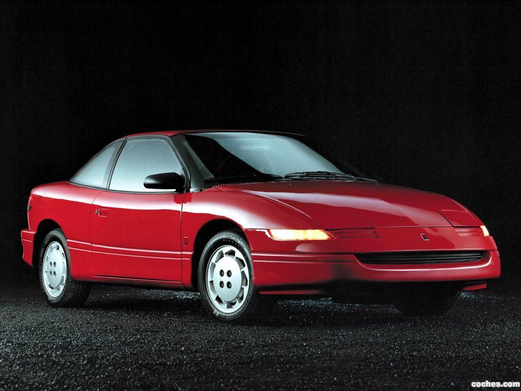Foto 0 de Saturn S-Serie SC 1990