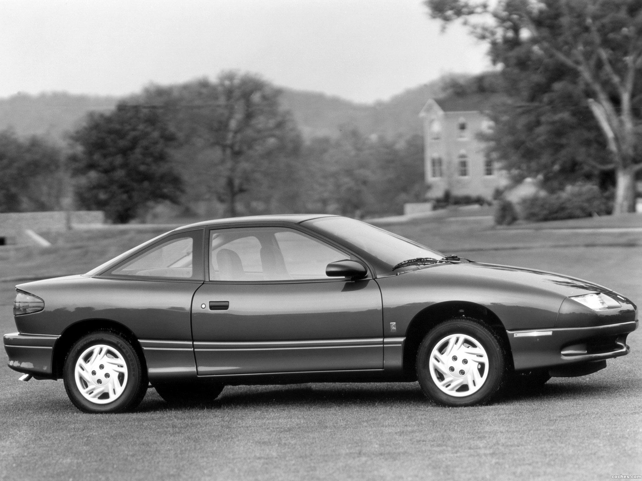 Foto 0 de Saturn S-Serie SC1 1993