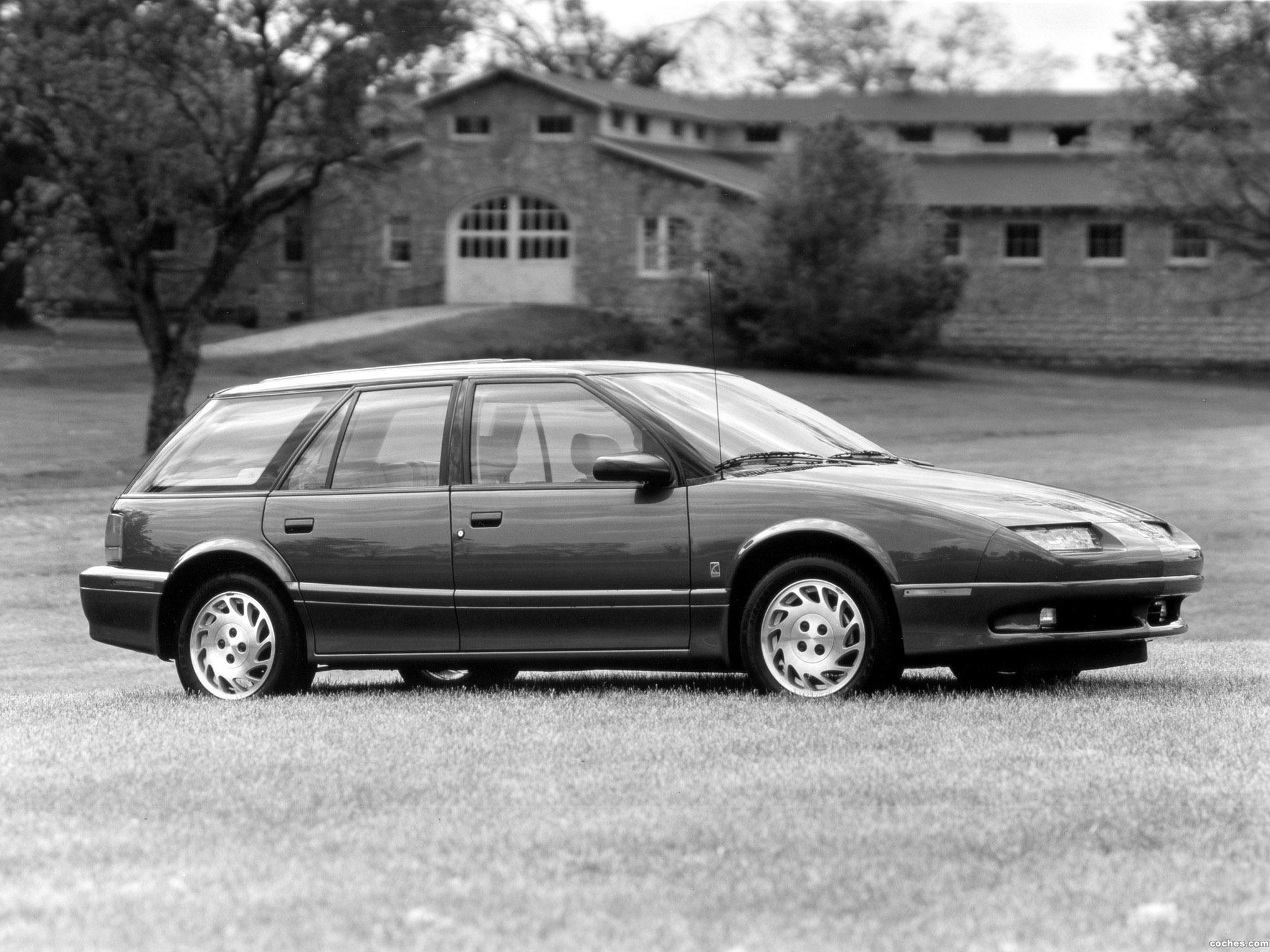 Foto 0 de Saturn SW 1993