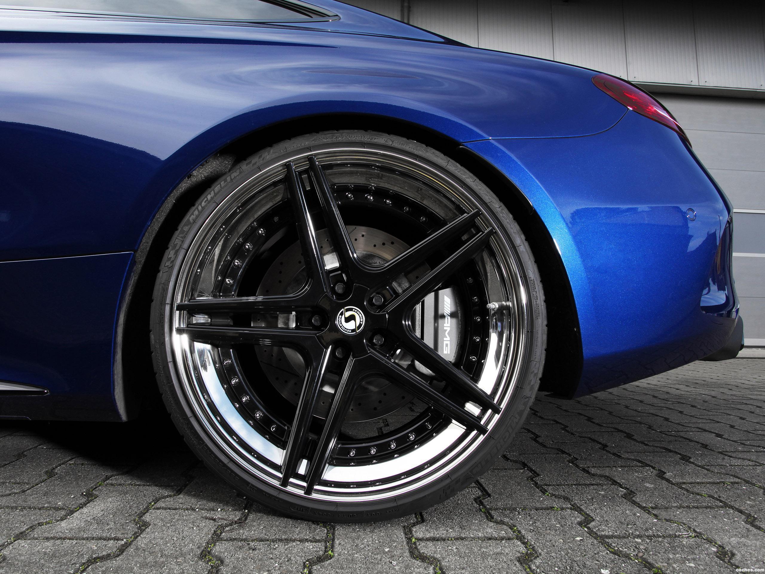 Foto 10 de Schmidt Revolution Mercedes-AMG C63 Coupe C205 2017