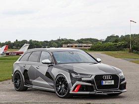 Ver foto 9 de Schmidt Revolution Audi RS6 Avant 2015
