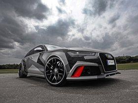 Ver foto 2 de Schmidt Revolution Audi RS6 Avant 2015