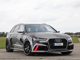 Ver foto 1 de Schmidt Revolution Audi RS6 Avant 2015