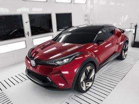 Ver foto 1 de Scion C-HR Concept 2015