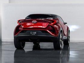 Ver foto 3 de Scion C-HR Concept 2015