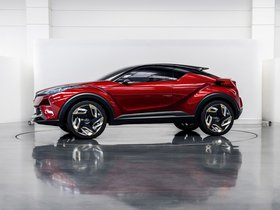 Ver foto 2 de Scion C-HR Concept 2015