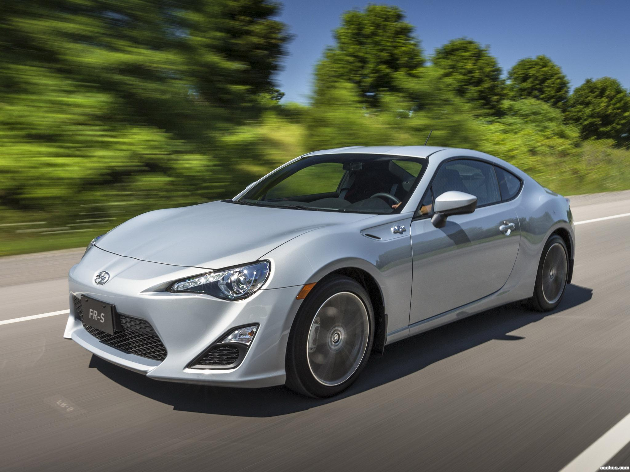 Foto 0 de Scion FR-S 10 Series 2013