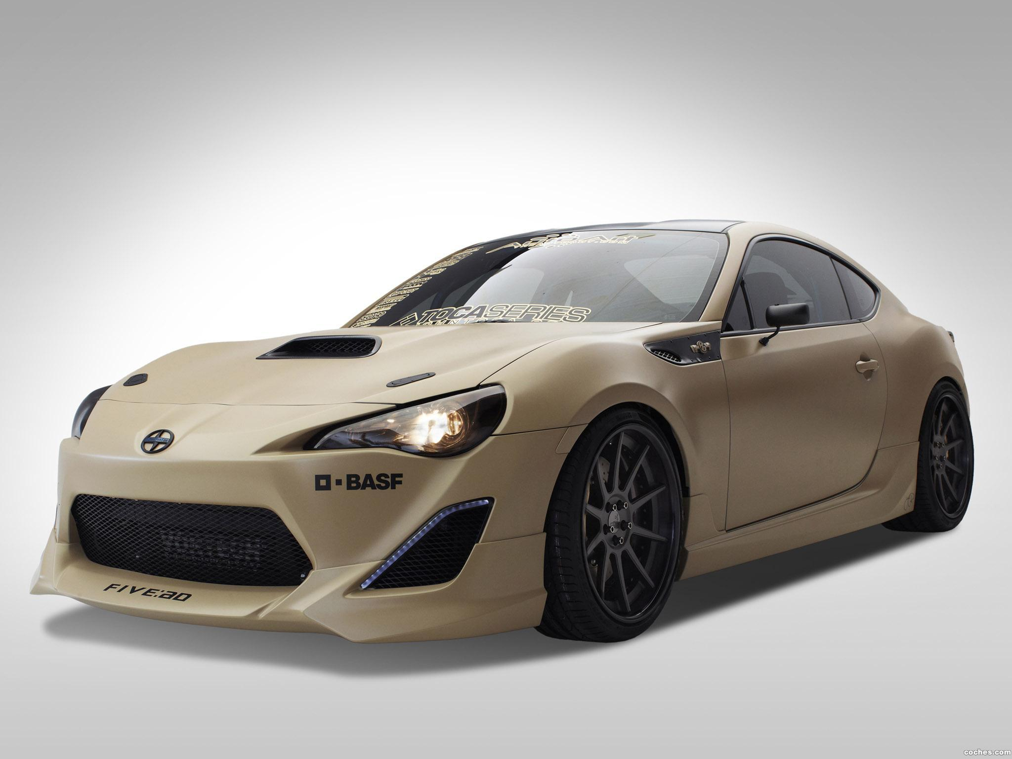 Foto 0 de Scion FR-S Carbon Stealth by John Toca 2012