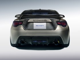 Ver foto 4 de Scion FR-S GT Channel Mine S Concept 2014