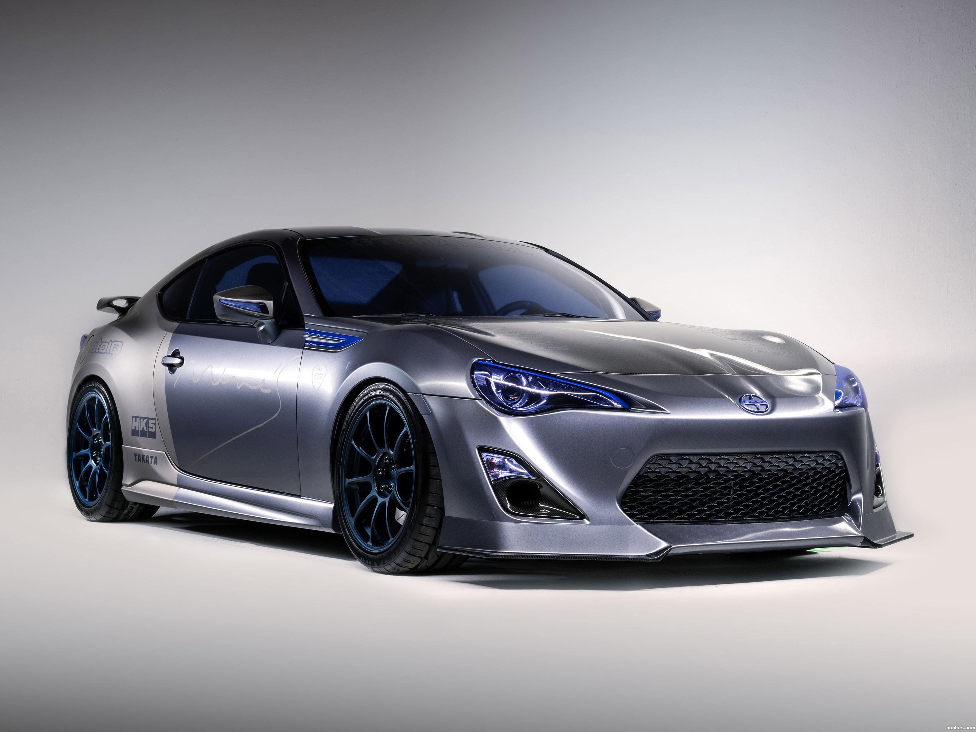 Foto 0 de Scion FR-S GT Channel Mine S Concept 2014