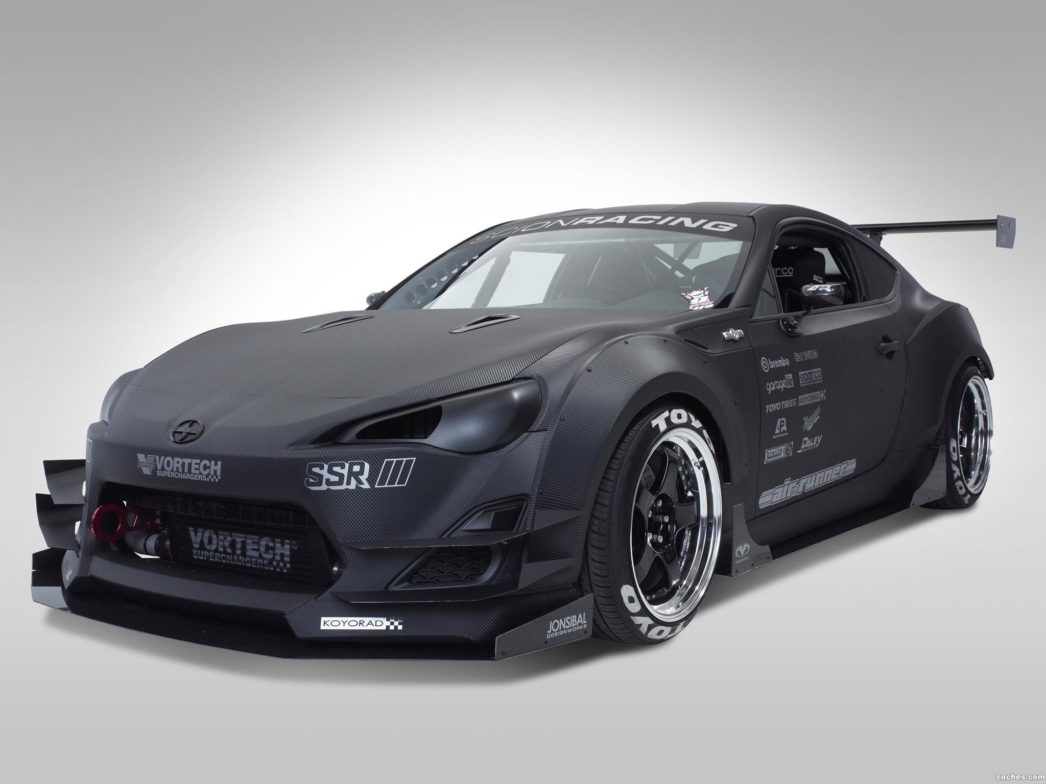 Foto 0 de Scion FR-S GT by Daniel Song 2012