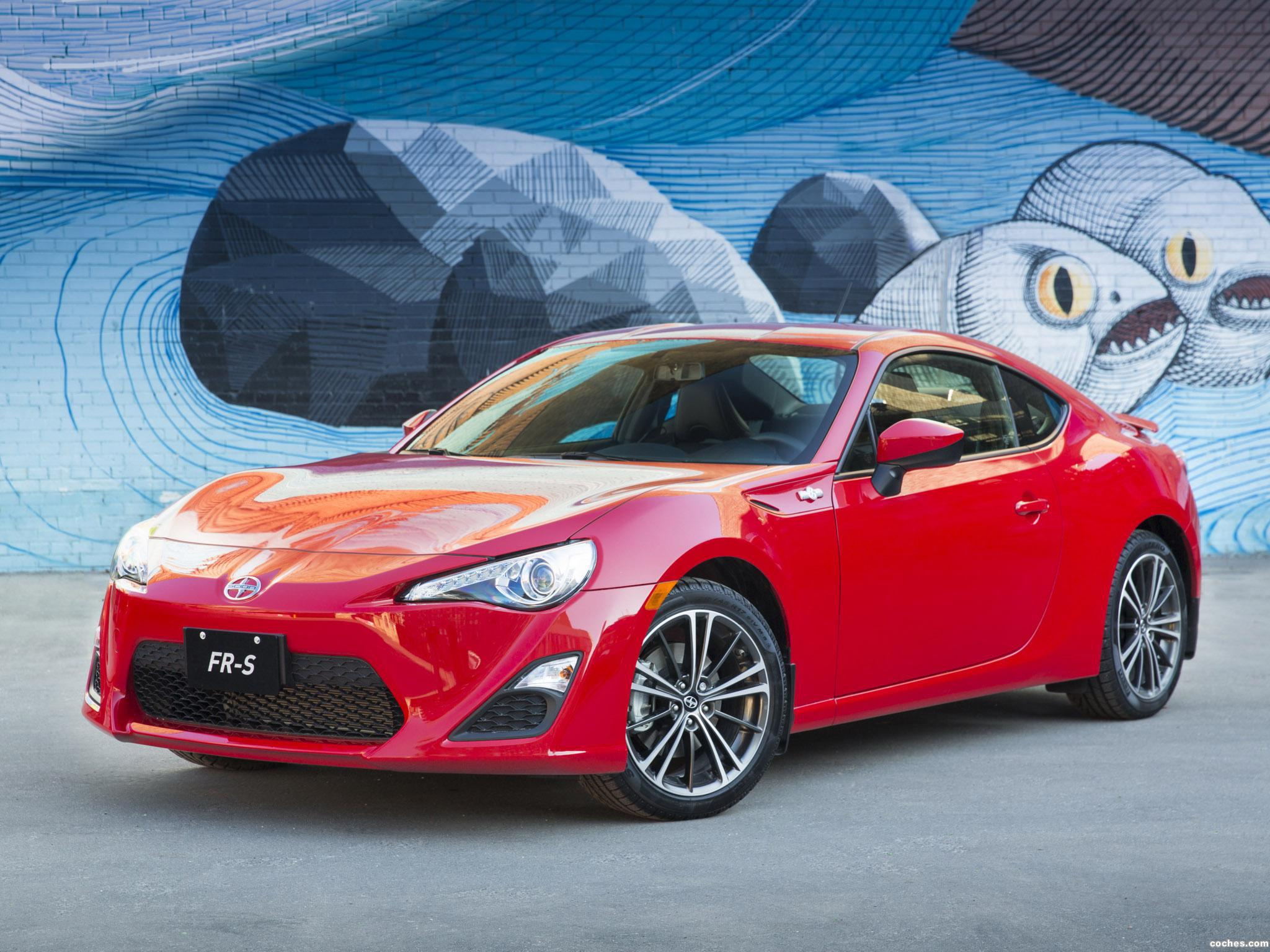 Foto 0 de Scion FR-S Monogram 2014