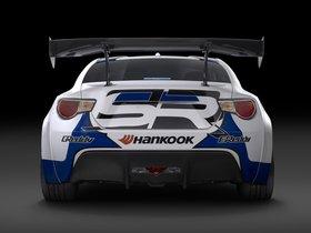 Ver foto 3 de Scion FR-S Race Car 2012