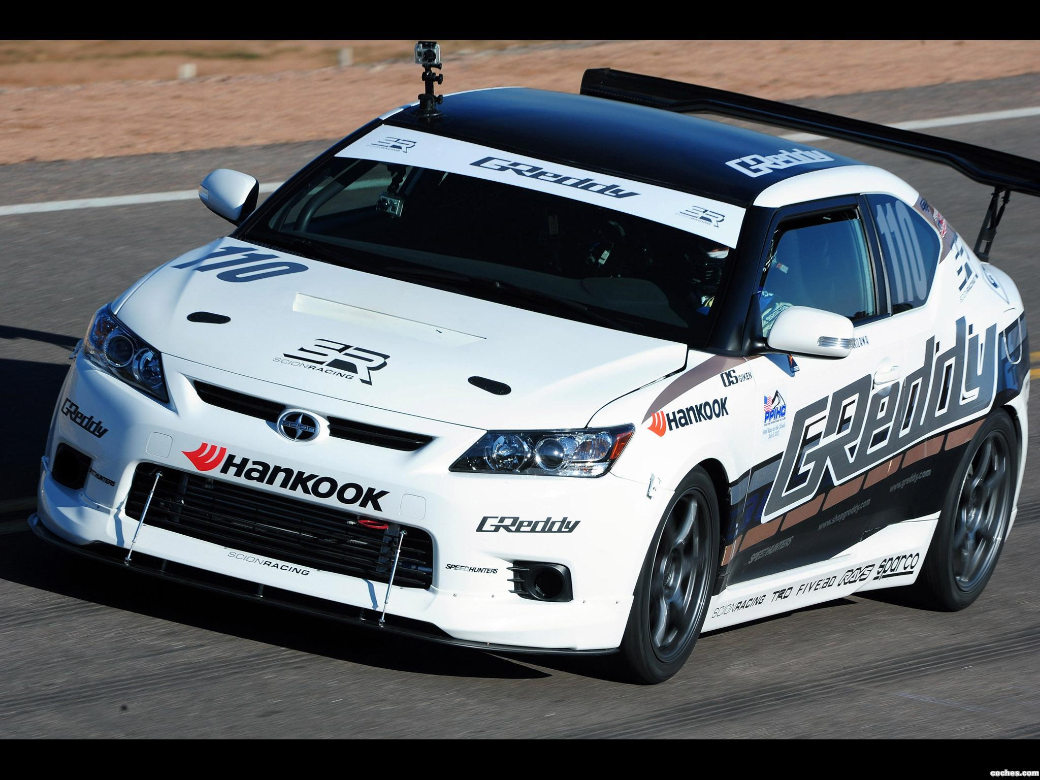 Foto 0 de Scion tC Racing Greddy Pikes Peak 2013