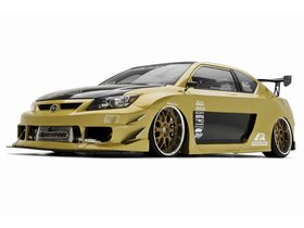 Ver foto 1 de Scion tC Tuner Challenge by James Lin 2010