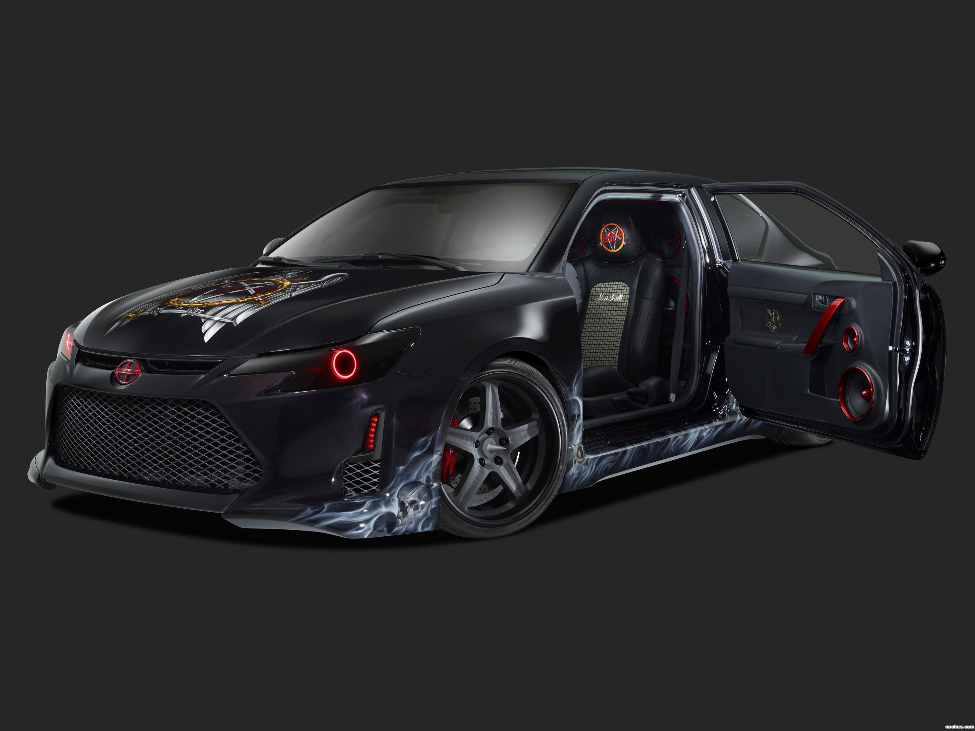 Foto 0 de Scion tC X Slayer Mobile AMP 2014