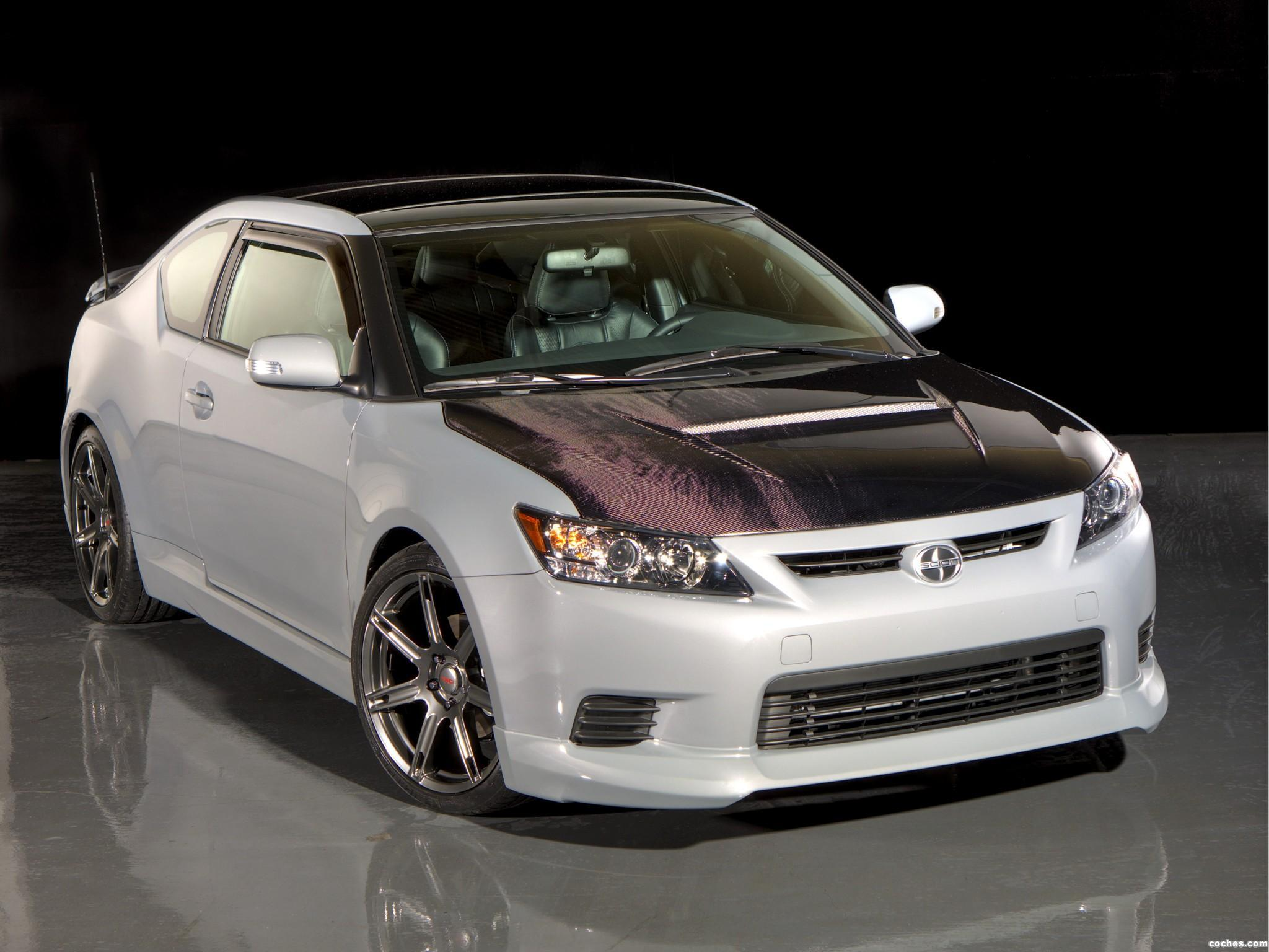 Foto 0 de Scion tC by Andrew DaCosta 2011