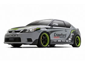 Ver foto 1 de Scion tC by Crawford 2010