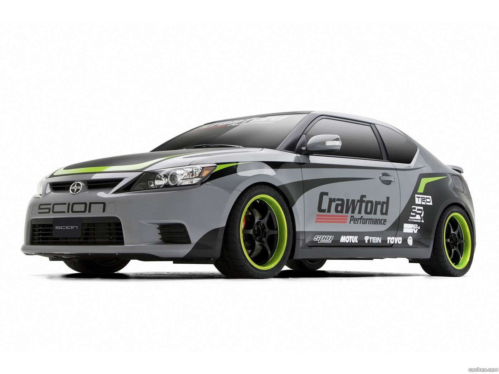 Foto 0 de Scion tC by Crawford 2010