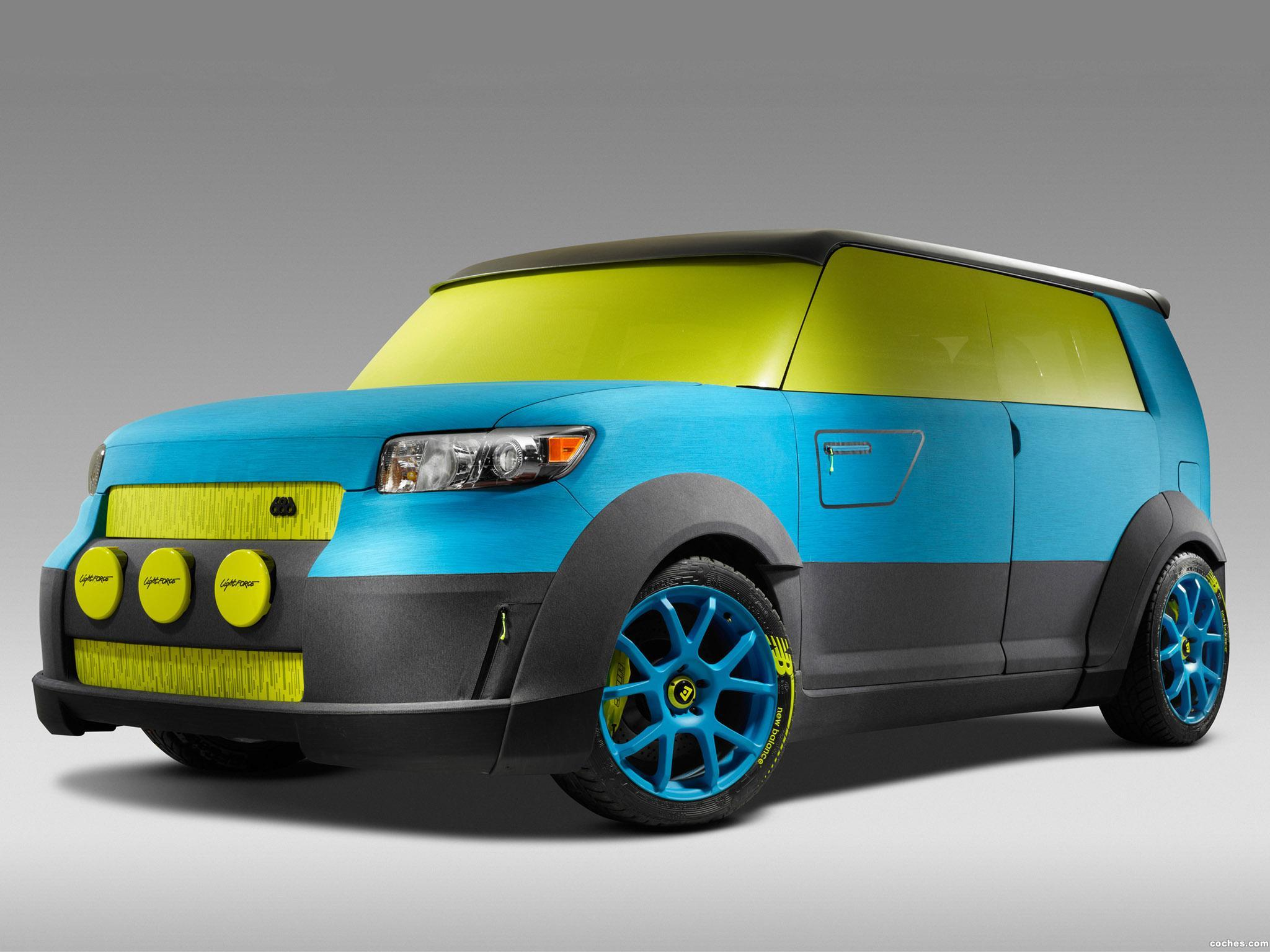 Foto 0 de Scion xB by 686 2011