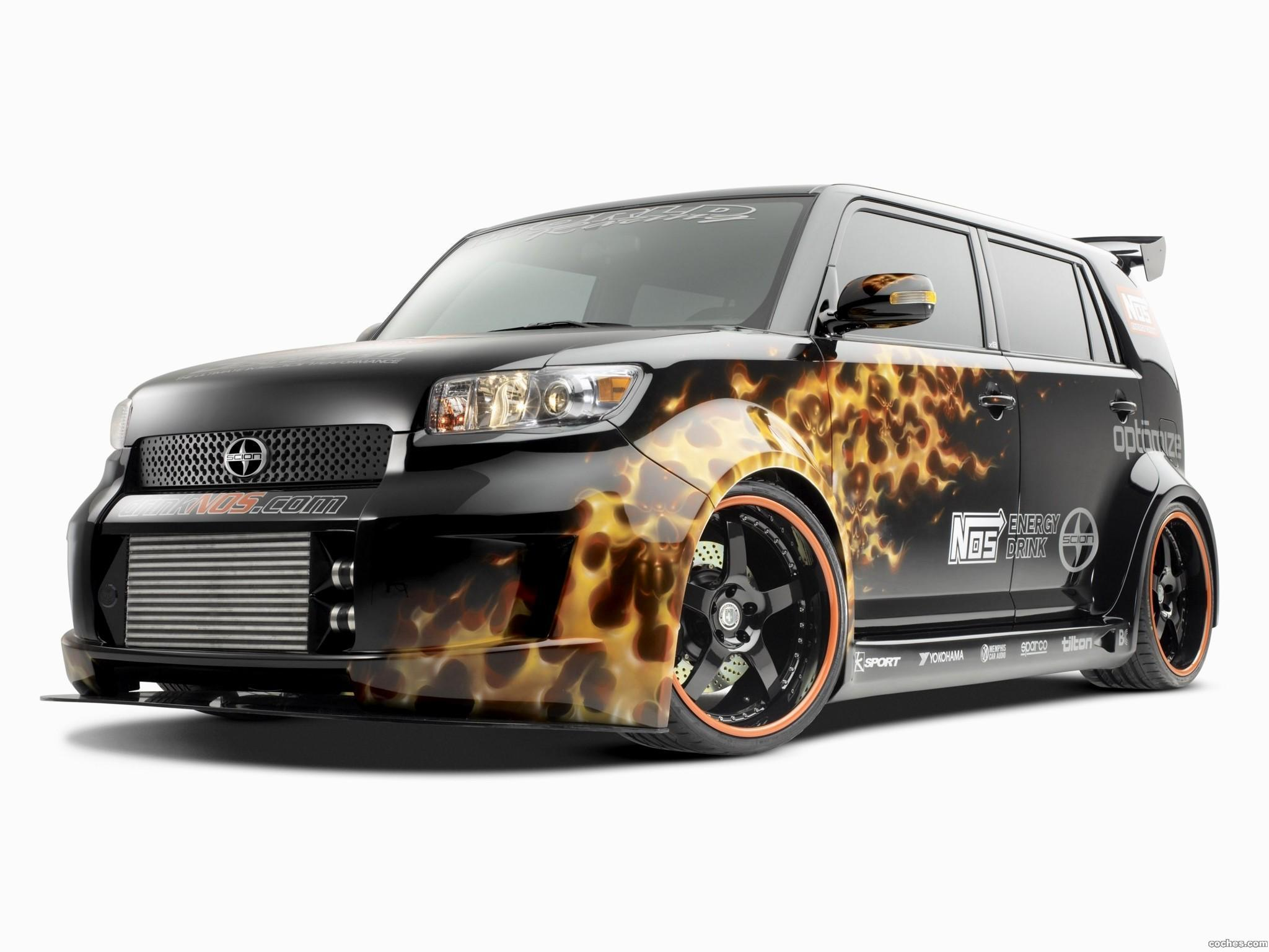 Foto 0 de Scion xB by Christian Rado 2008