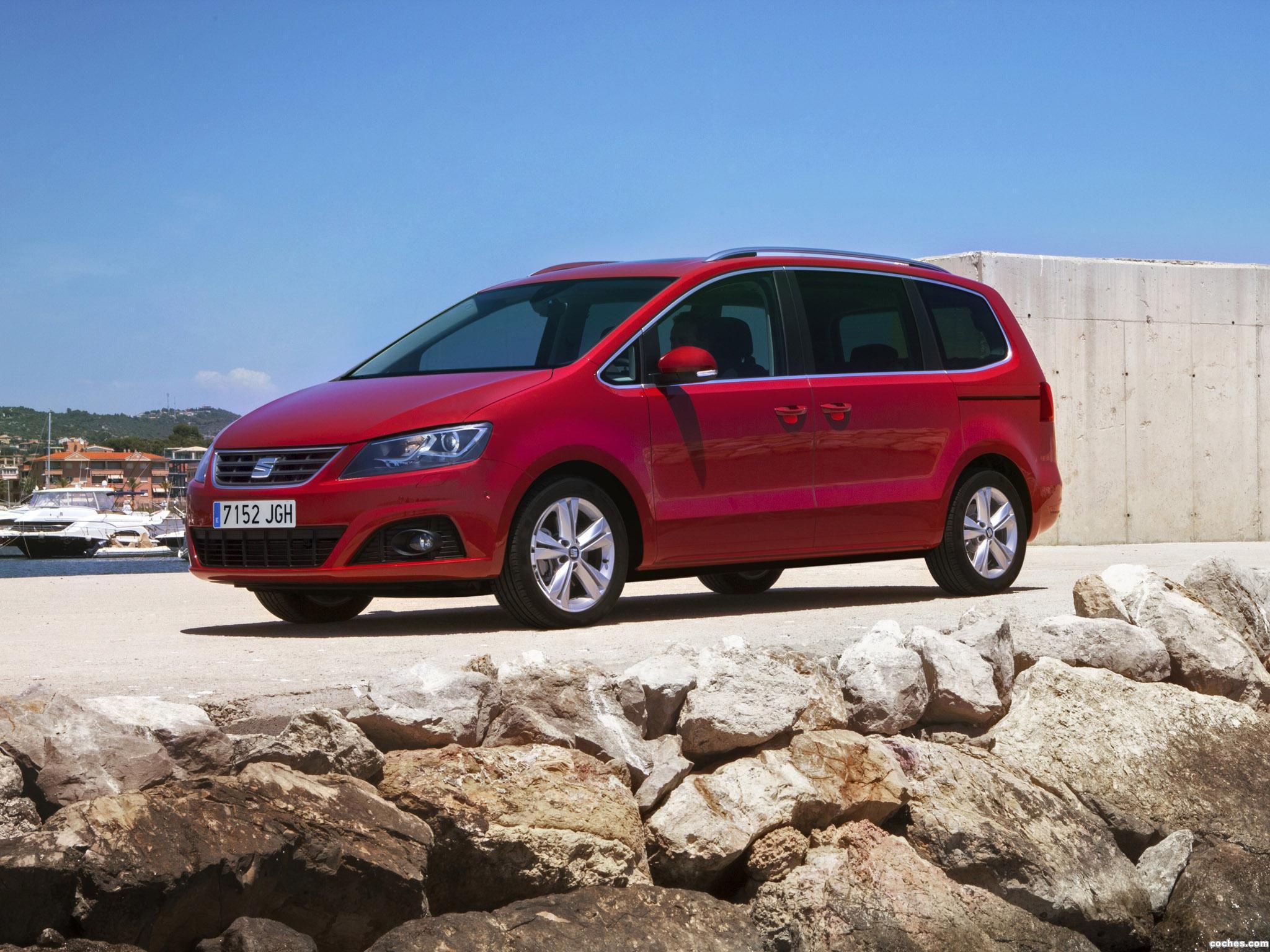 Foto de SEAT Alhambra