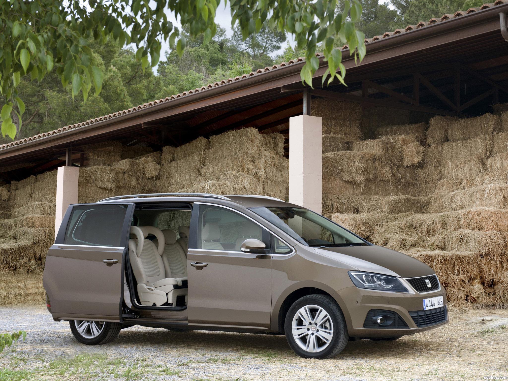 Foto 18 de Seat Alhambra 4WD 2011