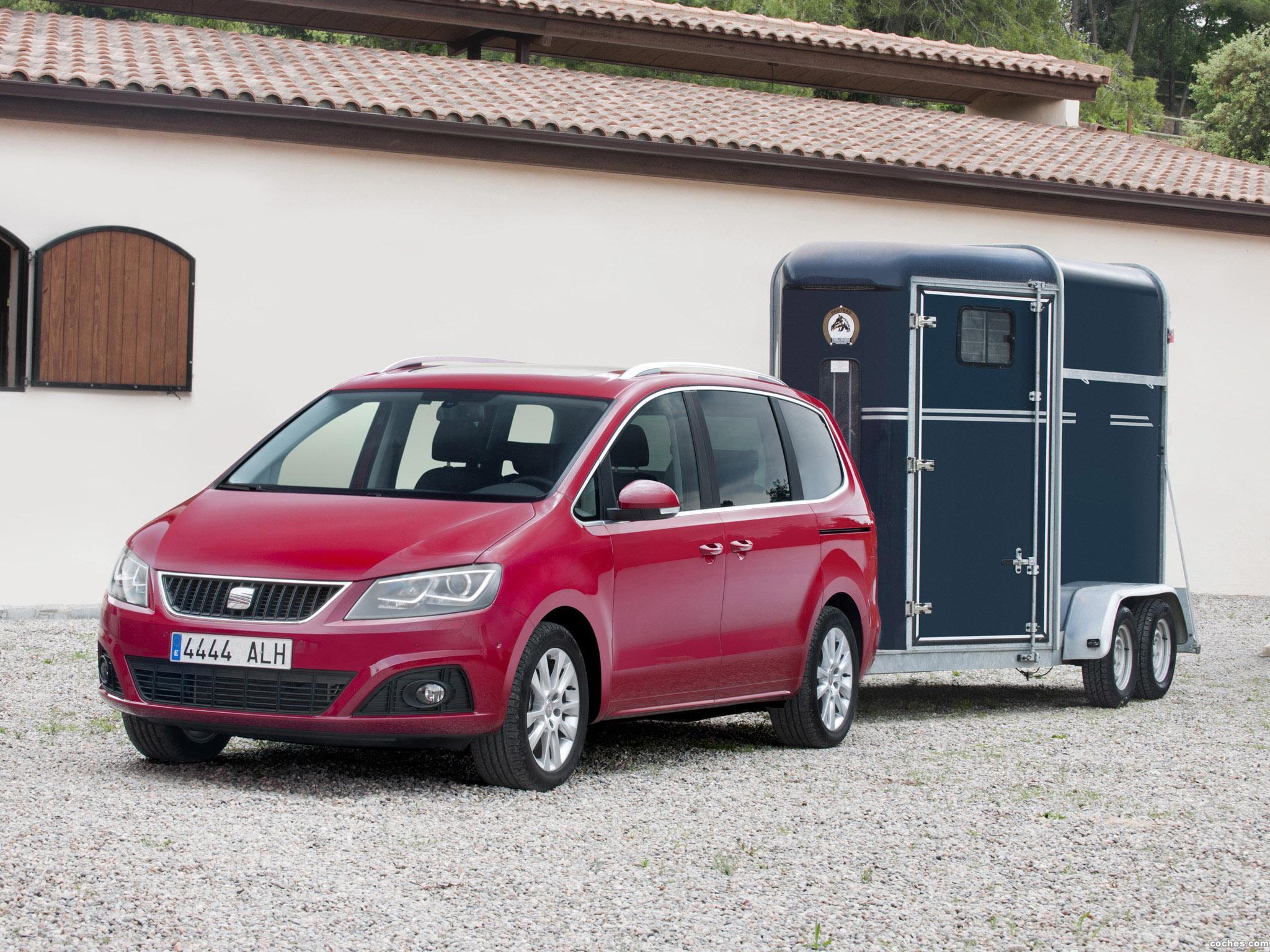 Foto 17 de Seat Alhambra 4WD 2011
