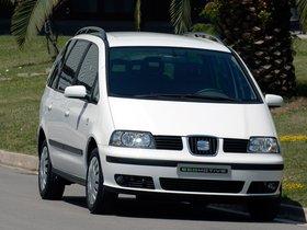 Ver foto 3 de Seat Alhambra Ecomotive 2008