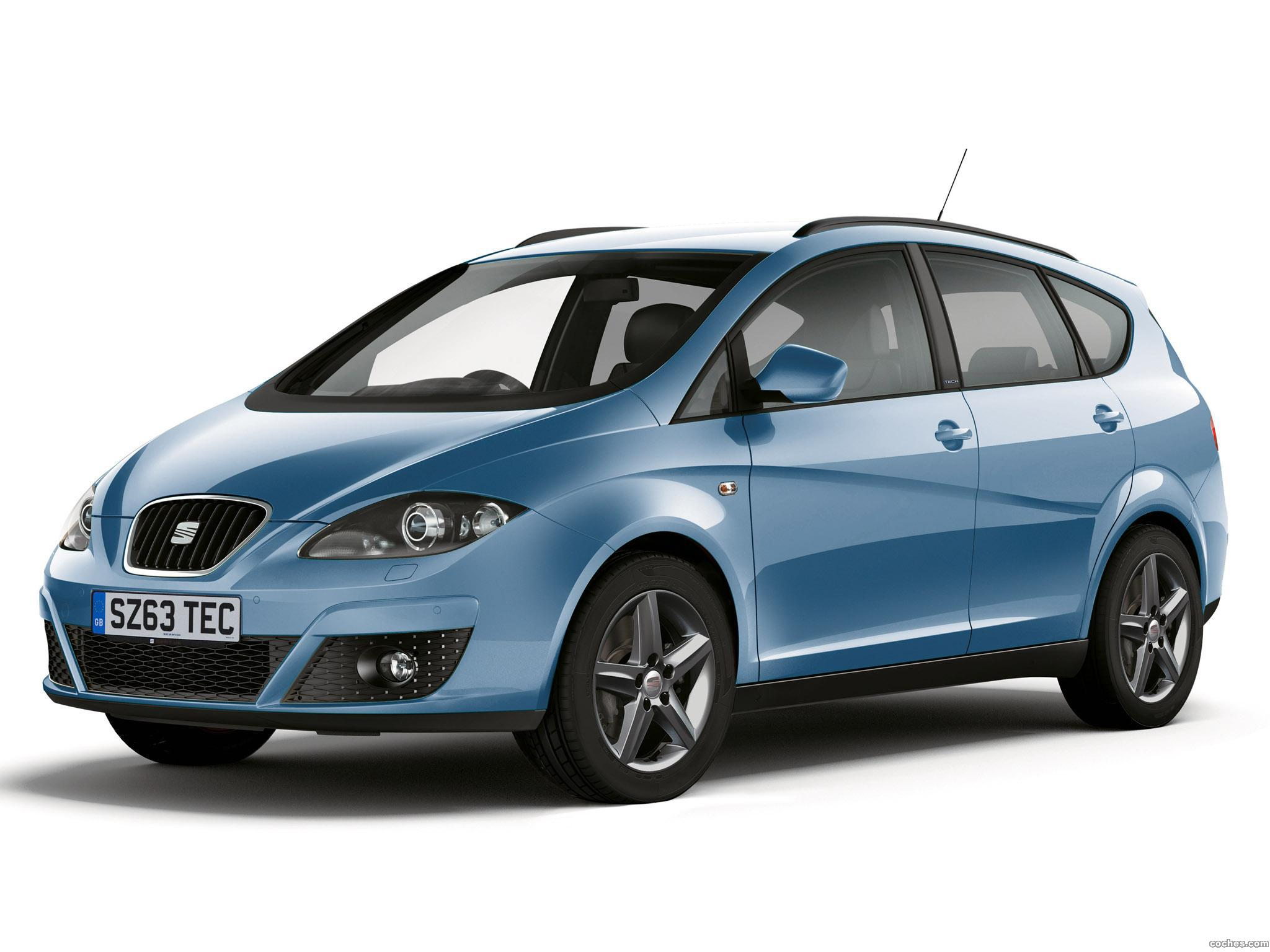 Foto 0 de Seat Altea XL I-TECH Editions UK 2013