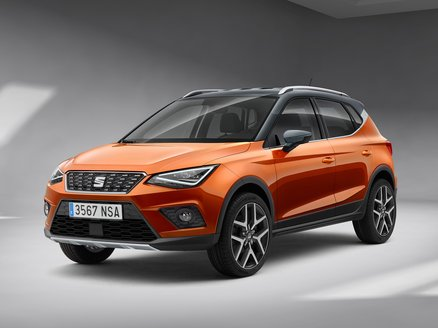 Seat Arona 1.6tdi Cr S&s Reference Edition 95