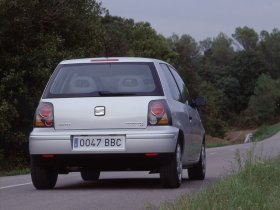 Ver foto 2 de Seat Arosa 2000