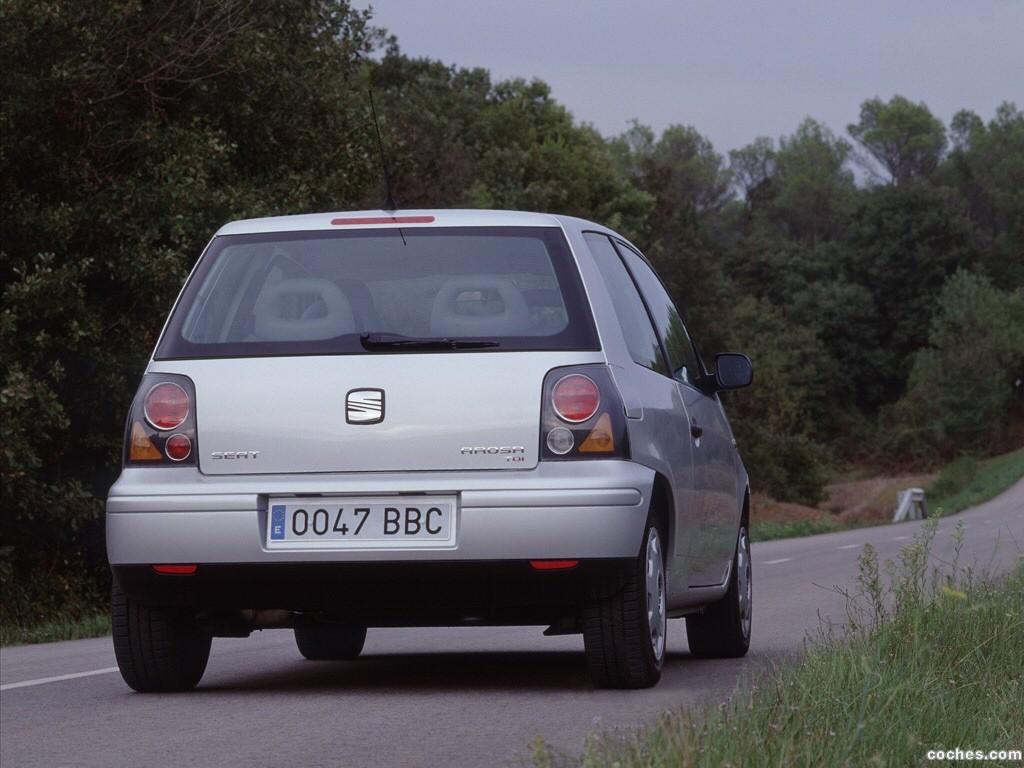 Foto 1 de Seat Arosa 2000
