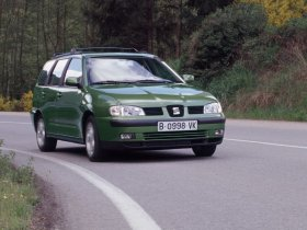 Ver foto 1 de Seat Cordoba (6K) 1993