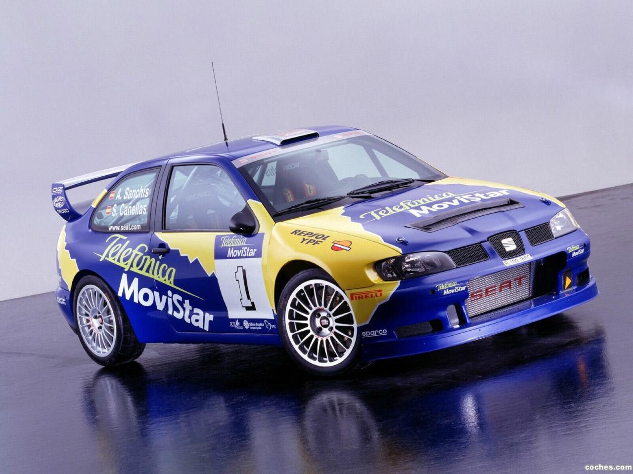 Foto 0 de Seat Cordoba WRC 2000