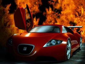Ver foto 7 de Seat Cupra GT Concept 2003