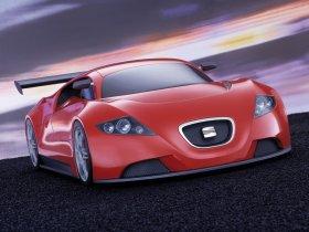 Ver foto 6 de Seat Cupra GT Concept 2003