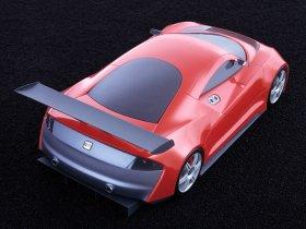 Ver foto 3 de Seat Cupra GT Concept 2003