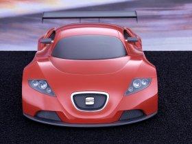 Ver foto 2 de Seat Cupra GT Concept 2003