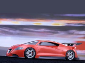 Ver foto 1 de Seat Cupra GT Concept 2003