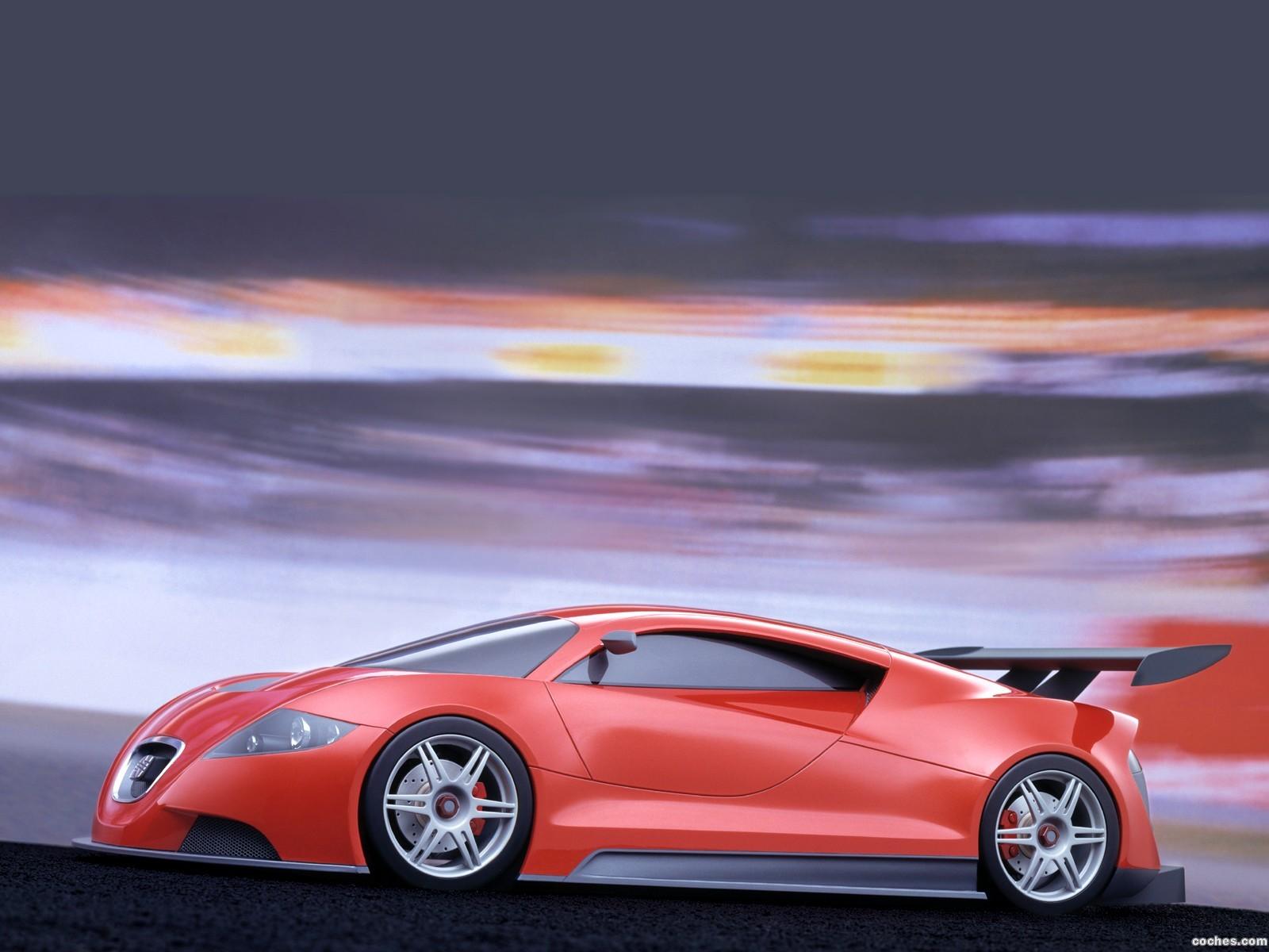 Foto 0 de Seat Cupra GT Concept 2003