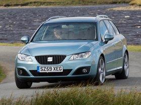 Ver foto 13 de Seat Exeo ST UK 2011