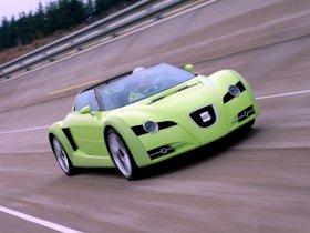 Ver foto 2 de Seat Formula Concept 1999