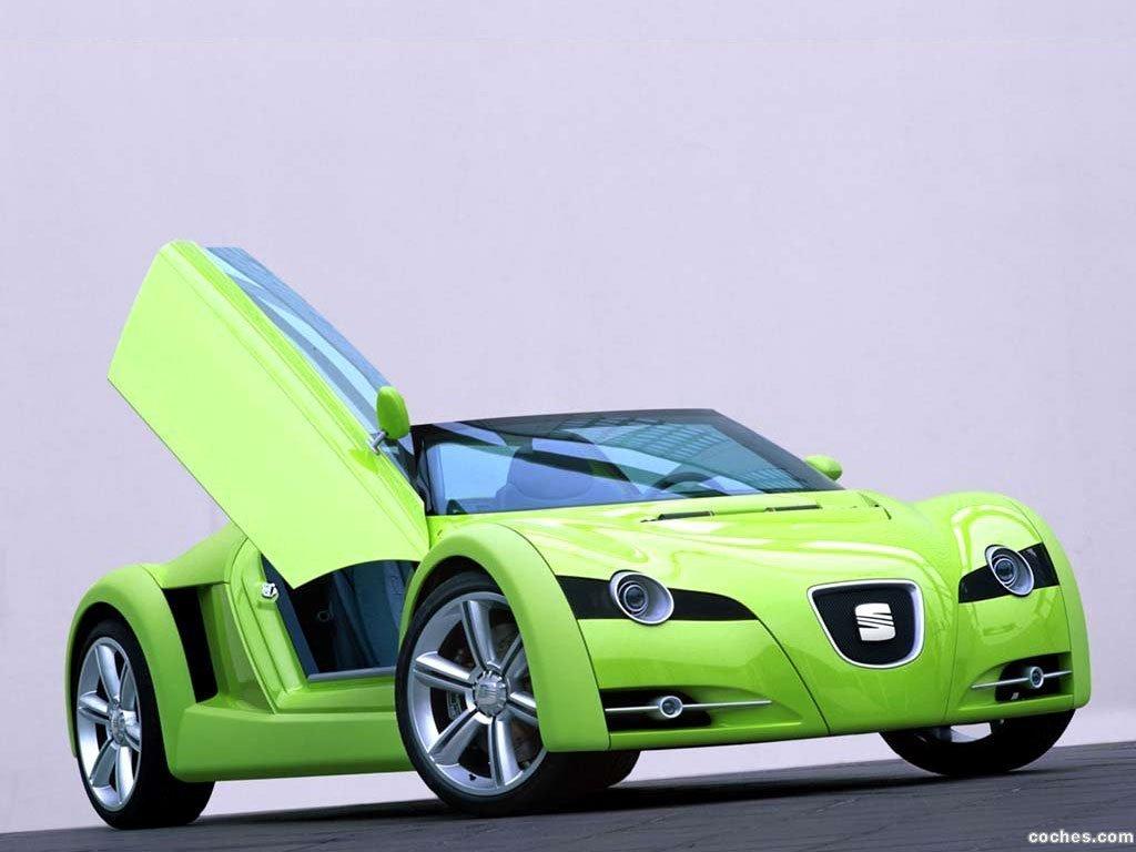 Foto 0 de Seat Formula Concept 1999