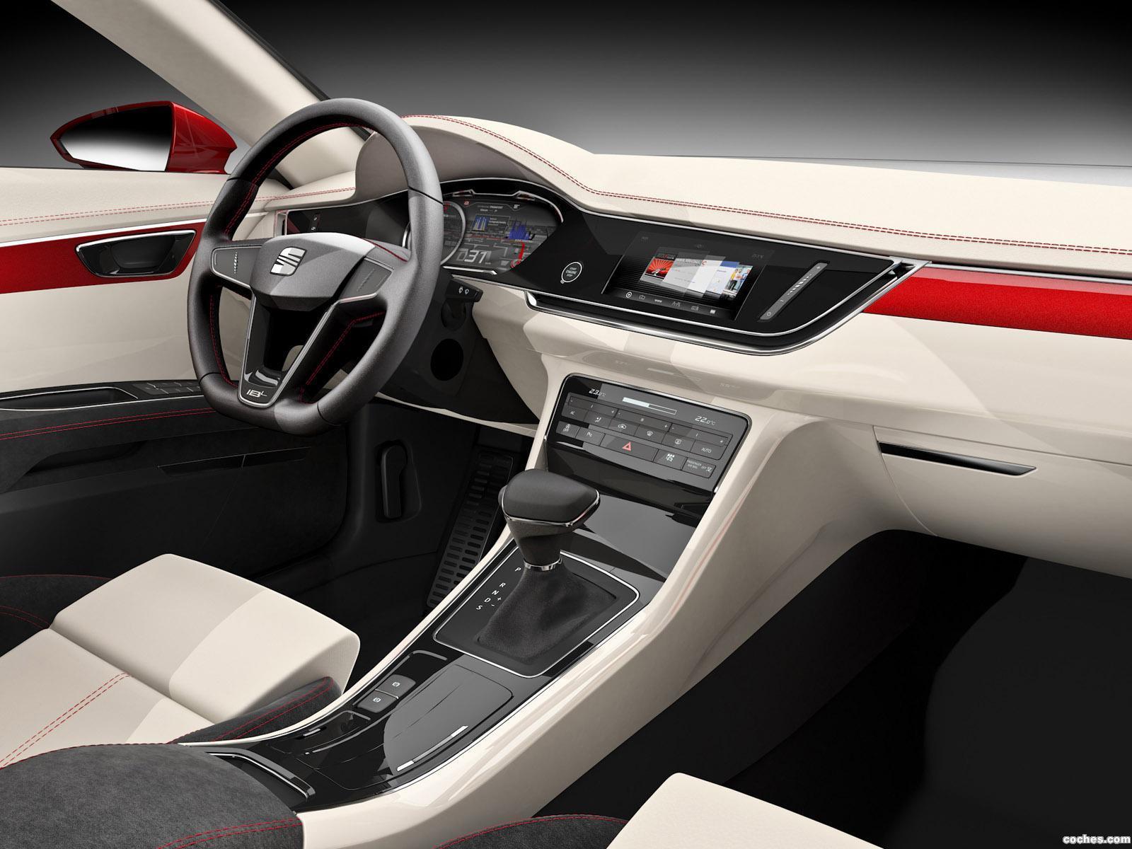Foto 8 de Seat IBL Concept 2011
