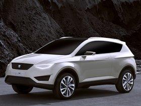 Ver foto 5 de Seat IBX Crossover Concept 2011
