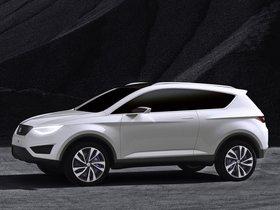 Ver foto 4 de Seat IBX Crossover Concept 2011