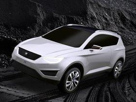 Ver foto 3 de Seat IBX Crossover Concept 2011